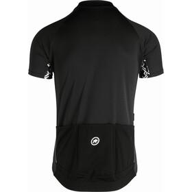 ASSOS Mille GT Jersey korte mouwen Heren, black series